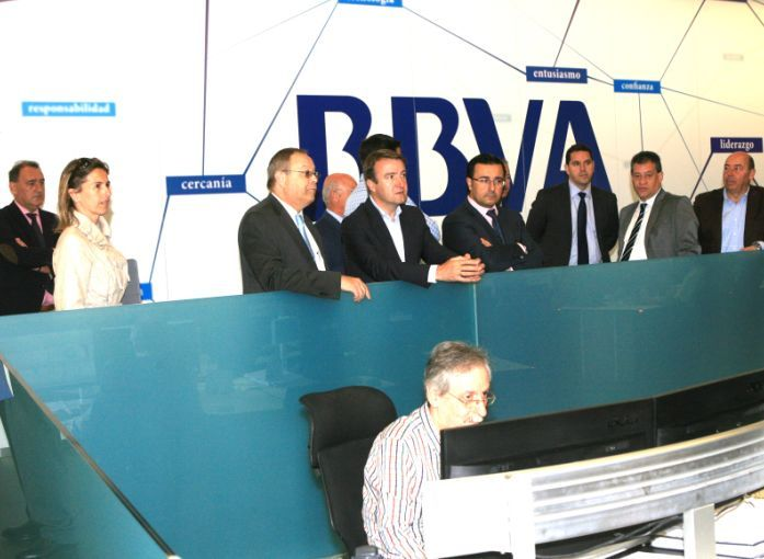 Noticias de tres cantos colmenar viejo zona norte de madrid for Oficinas bbva madrid capital